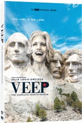 Veep: The Complete Fourth Season Movie Poster