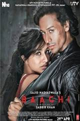 Baaghi: A Rebel For Love Movie Poster