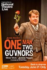NT Live: One Man Two Guvnors 2016 Encore Movie Poster