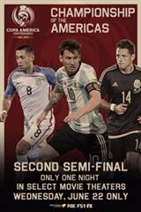 Copa America Centenario Semi Finals 2 Movie Poster