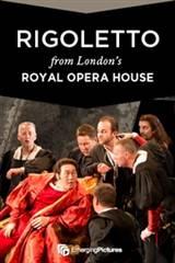 The Royal Opera House: Rigoletto Movie Poster