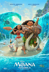 Moana Movie Poster