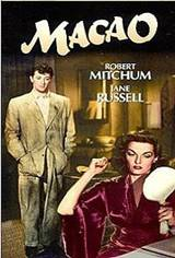 Macao (1952) Movie Poster