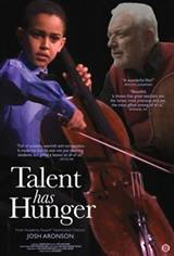 Talent Has Hunger Movie Poster