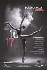 Bolshoi Ballet: A Hero of Our Time Movie Poster