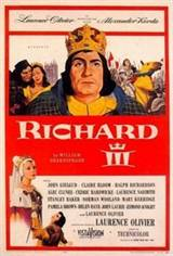 Richard III (1955) Movie Poster