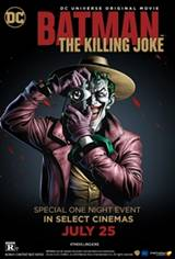 Batman: The Killing Joke Movie Poster