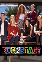 Backstage (TV) Movie Poster