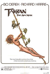 Tarzan, the Ape Man Movie Poster