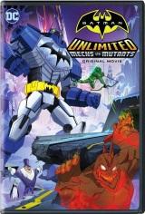 Batman Unlimited: Mechs vs. Mutants Movie Poster