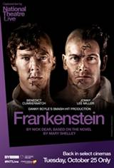 NT Live: Frankenstein 2016 Encore Movie Poster