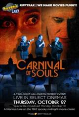 RiffTrax Live: Carnival of Souls Movie Poster
