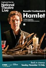 NT Live: Hamlet 2016 Encore Movie Poster