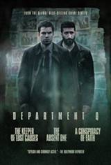 The Department Q Trilogy Movie Poster