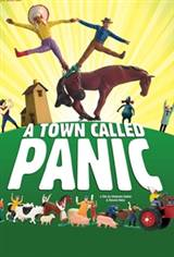 A Town Called Panic: Back to School Movie Poster