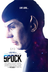 For the Love of Spock Movie Poster