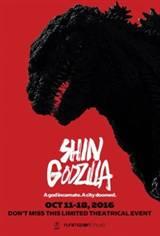 Godzilla Resurgence (Shin Gojira) Movie Poster