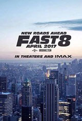 Fast 8 Movie Poster