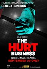 The Hurt Business Movie Poster