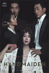 The Handmaiden Movie Poster Movie Poster