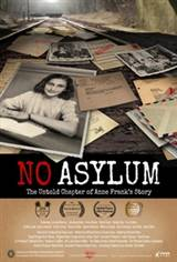 No Asylum: The Untold Chapter of Anne Frank's Life Movie Poster