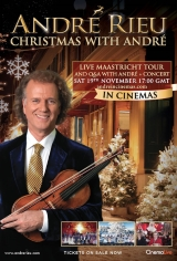 André Rieu: Christmas with André Movie Poster