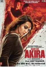 Naam Hai Akira Movie Poster