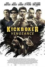 Kickboxer: Vengeance Movie Poster