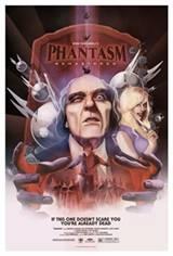 Phantasm: Remastered Movie Poster