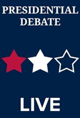 Presidential Debate LIVE Movie Poster