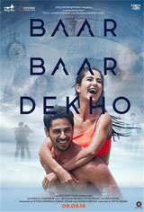 Baar Baar Dekho Movie Poster