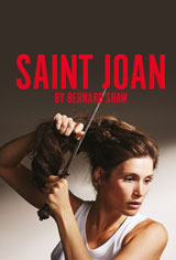 National Theatre Live: Saint Joan Movie Poster