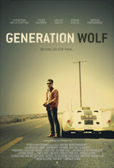 Generation Wolf Movie Poster