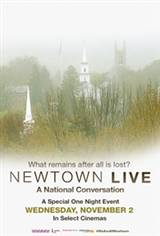 Newtown LIVE: A National Conversation Movie Poster