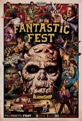 Fantastic Fest 2016 Movie Poster