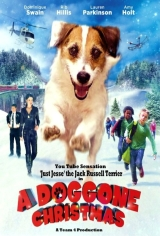 A Doggone Christmas Movie Poster