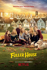 Fuller House (Netflix) Movie Poster Movie Poster