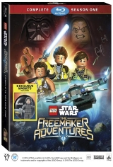 LEGO Star Wars: The Freemaker Adventures (Season One) Movie Poster