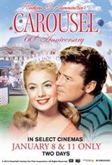 Carousel 60th Anniversary Movie Poster