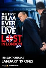 Lost in London LIVE Movie Poster