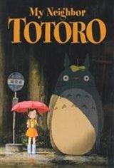 My Neighbor Totoro (Dubbed) Movie Poster