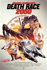 Death Race 2050 Movie Poster Movie Poster