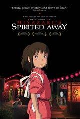 Miyazaki's Spirited Away (Subtitled) Movie Poster
