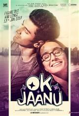 OK Jaanu Movie Poster