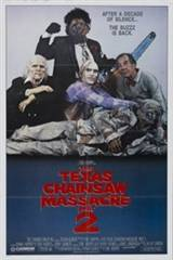 The Texas Chainsaw Massacre 2 Movie Poster