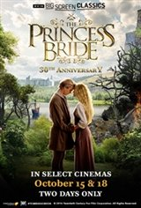 The Princess Bride 30th Anniversary (1987) presented by TCM Movie Poster