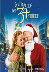 Miracle On 34Th St. Movie Poster