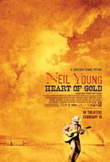 Neil Young: Heart of Gold Movie Poster