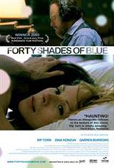 Forty Shades of Blue Movie Poster