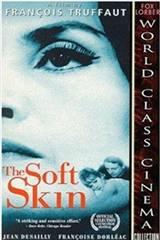 La peau douce Movie Poster